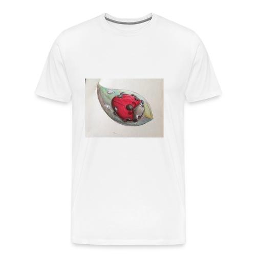 Lady bug - Maglietta Premium da uomo