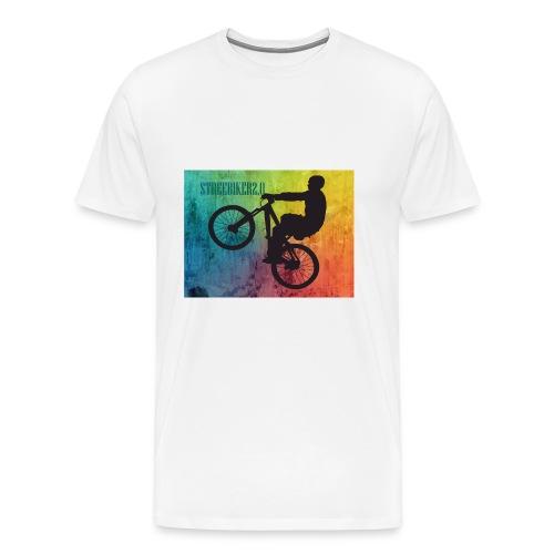 StreetLogo - Männer Premium T-Shirt