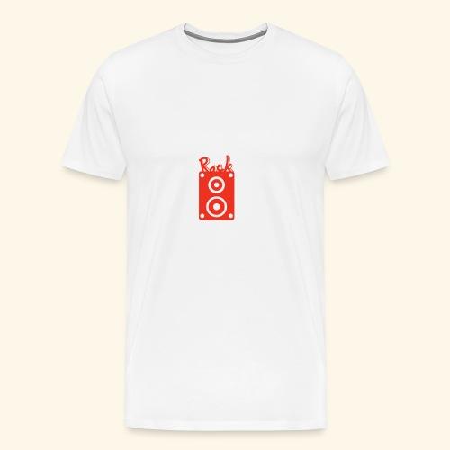 Rock Box - Männer Premium T-Shirt