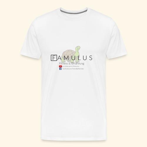 Offizielles Famulus Design - YouTube-Kanal - Männer Premium T-Shirt
