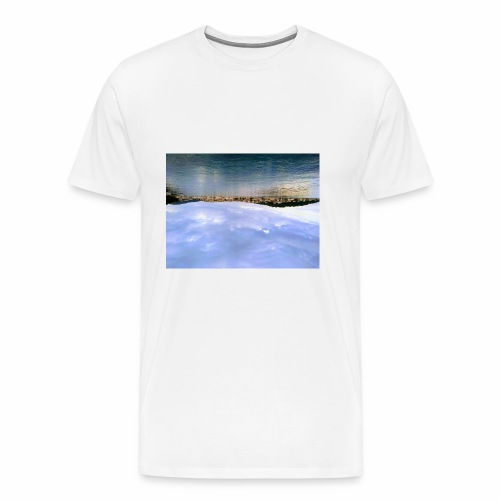 over the sea - Männer Premium T-Shirt