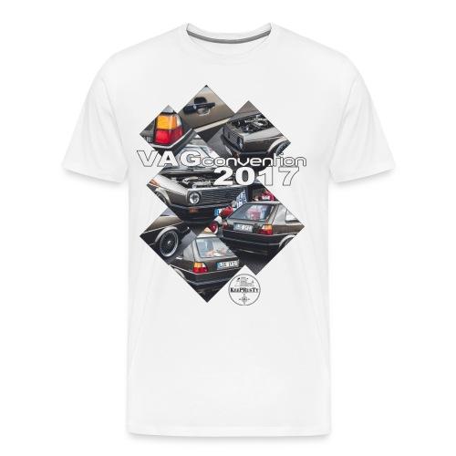 VAG Convention 2017 - Männer Premium T-Shirt