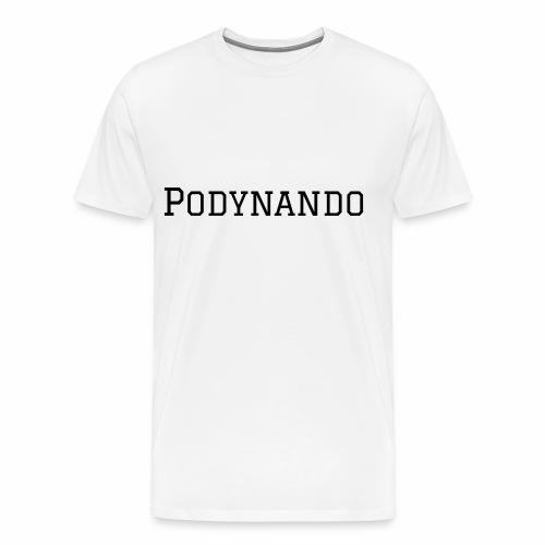 Podynando Merchandise - Männer Premium T-Shirt