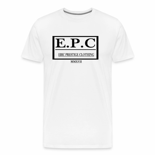 ERIC PRESTIGE CLOTHING - Men's Premium T-Shirt