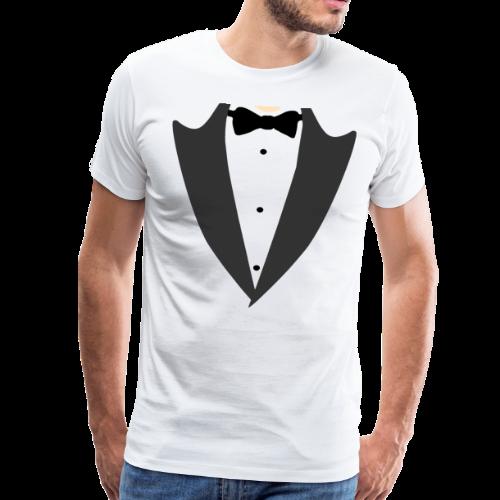 Smoking Tshirt - Premium-T-shirt herr