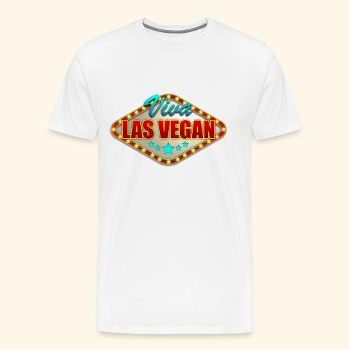 Viva Las Vegan - T-shirt Premium Homme