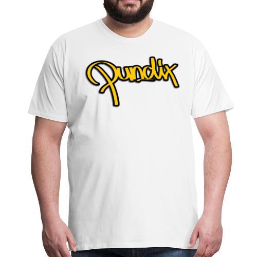 pundix simpleggeee - Premium T-skjorte for menn