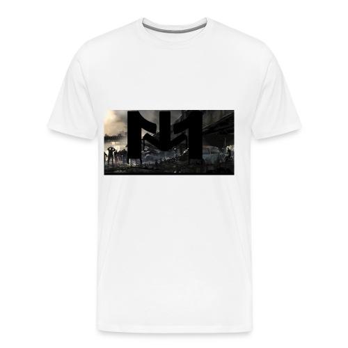 Mousta Zombie - T-shirt Premium Homme