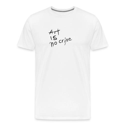 Artisnocrime - Männer Premium T-Shirt