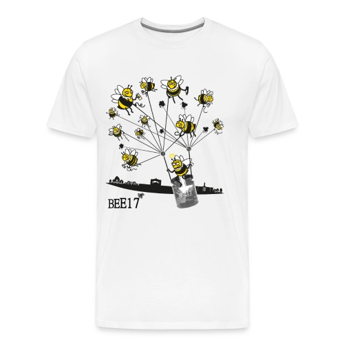 BEE17 Royal Visit - Men's Premium T-Shirt