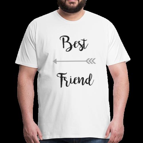 Best Friend - Männer Premium T-Shirt