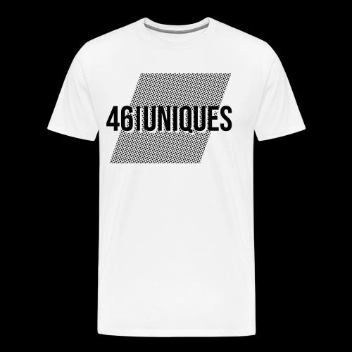 46 uniques points - Männer Premium T-Shirt