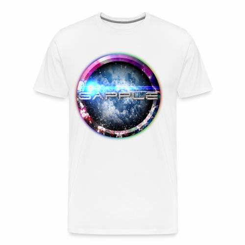 Sapple Space Design - Männer Premium T-Shirt