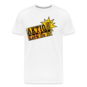 Aktion let 's do it! - Männer Premium T-Shirt