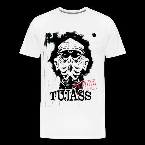 Tujass Egyptian Alien - Men's Premium T-Shirt