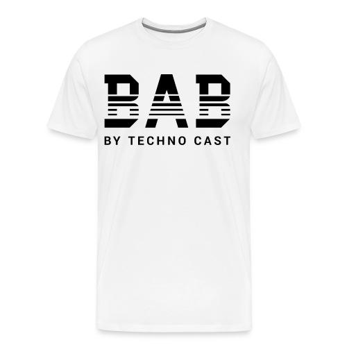 BAB black - Männer Premium T-Shirt