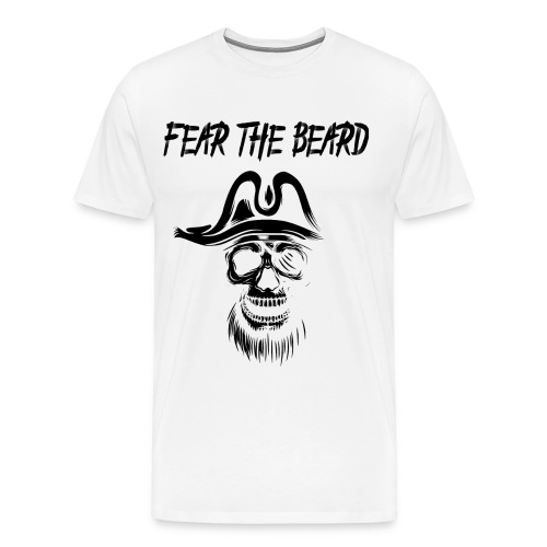 Fear the Beard - Männer Premium T-Shirt