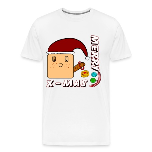 Sammy Christmas Edition - Männer Premium T-Shirt