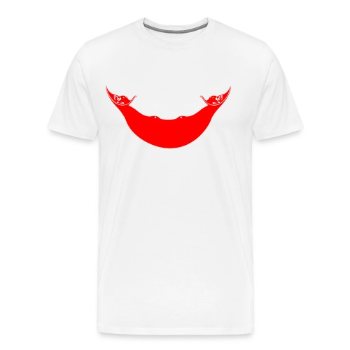 Bandera Rapa Nui - Camiseta premium hombre