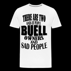 Two Kind of People - Premium-T-shirt herr