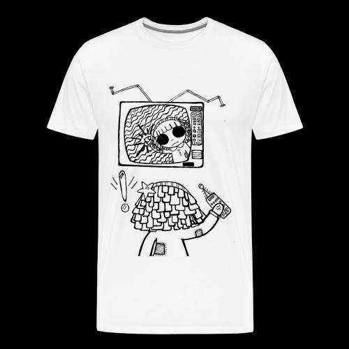 dehidre 1 - Camiseta premium hombre