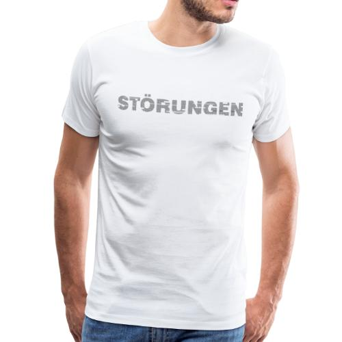 s stoerungen - Männer Premium T-Shirt