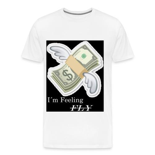I´m Feeling FLY - Männer Premium T-Shirt