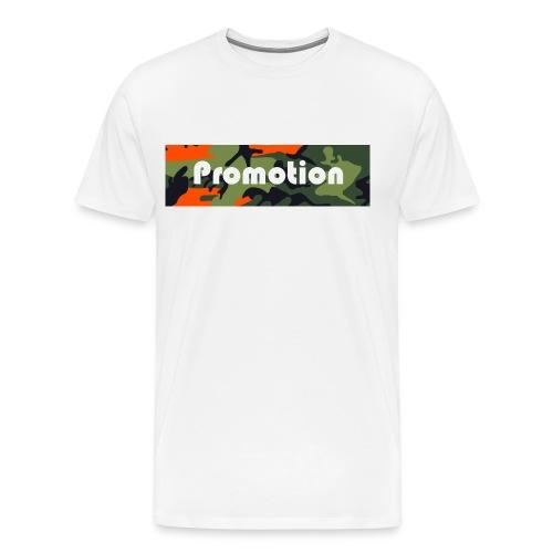 Promotion Box Logo - Männer Premium T-Shirt
