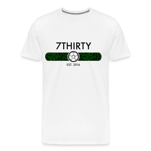 7Thirty Est. 2016 Black - Men's Premium T-Shirt
