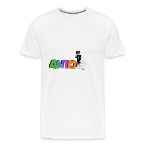 4nton Sitzend - Männer Premium T-Shirt