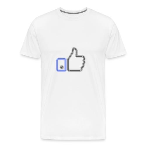Daumen - Männer Premium T-Shirt