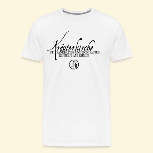 Kräuterkirche - Männer Premium T-Shirt