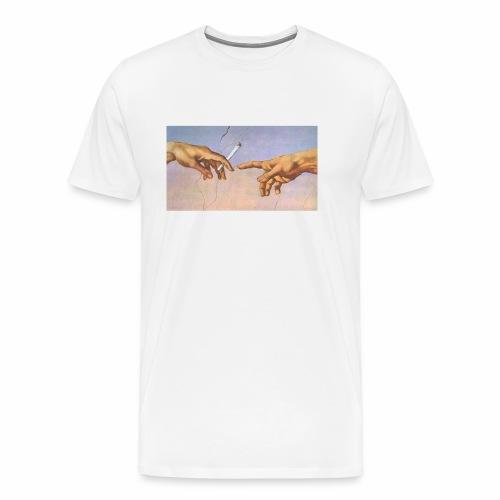 Sistine Chapel Joint - Men's Premium T-Shirt