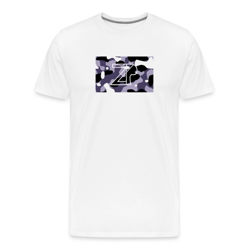 zp logo - Men's Premium T-Shirt