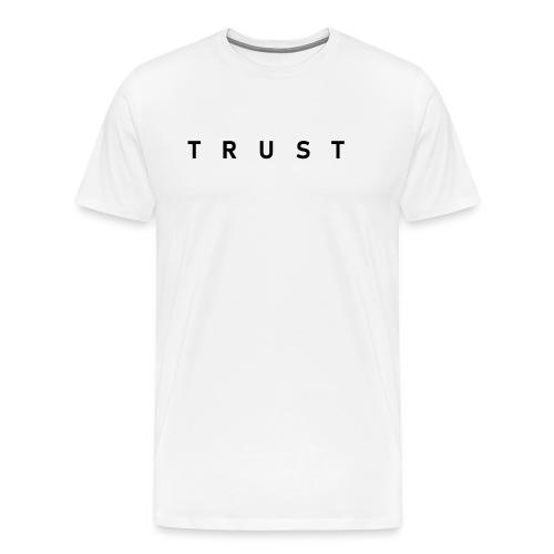 TRUST - T-shirt Premium Homme