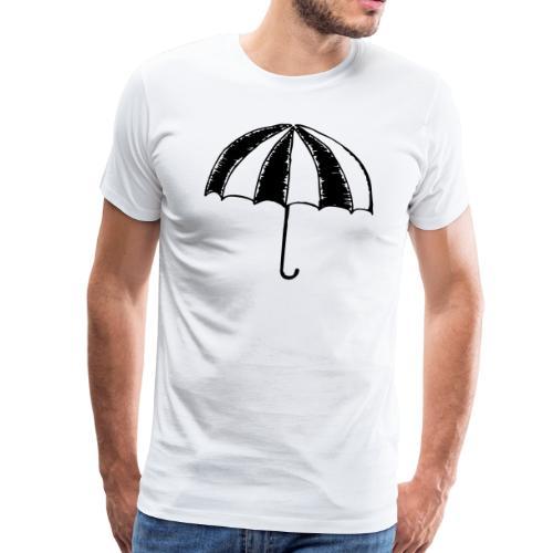 KPJH Regenschirm - Männer Premium T-Shirt