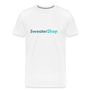 SweaterShop Promo T-Shirt - Mannen Premium T-shirt
