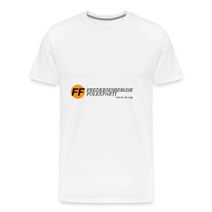 Din by, dit valg - Bestsellere - Herre premium T-shirt