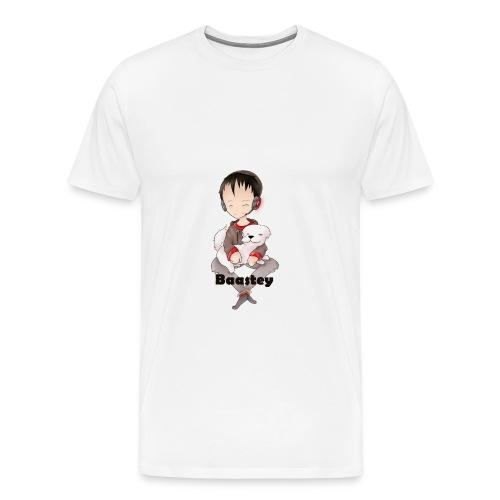 Baastey + Coco Design - Männer Premium T-Shirt