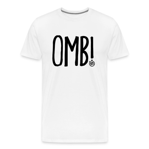OMB LOGO - Men's Premium T-Shirt