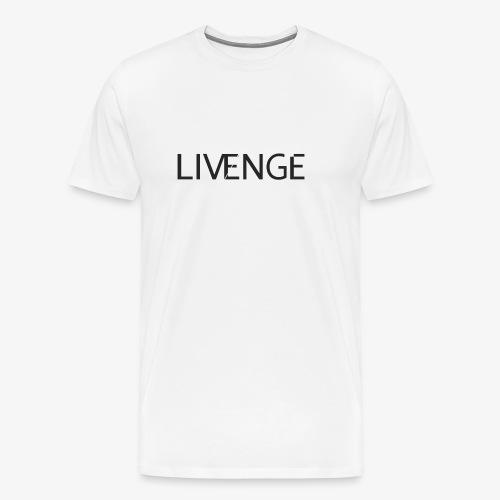 Livenge - Mannen Premium T-shirt