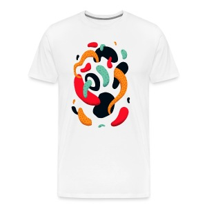 Abstract - T-shirt Premium Homme