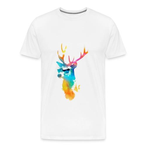Sunny Summer - Camiseta premium hombre