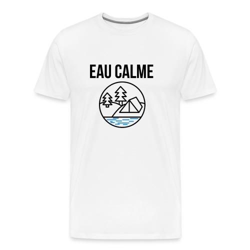 Eau calme by Ruuud - T-shirt Premium Homme