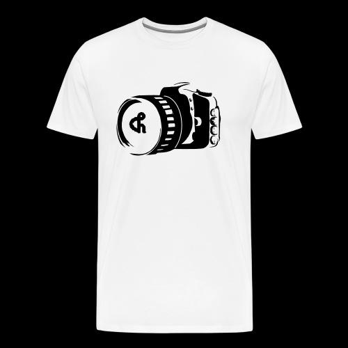 Chlogo - Premium-T-shirt herr