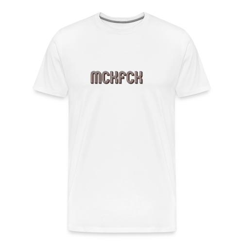MCKFCK Logo - Männer Premium T-Shirt