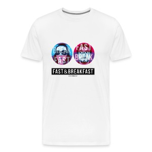 Fast And Breakfast - T-shirt Premium Homme