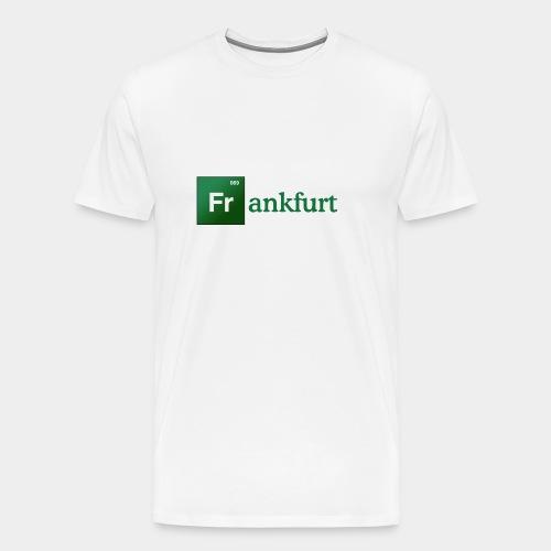 Frankfurt T-Shirt - Männer Premium T-Shirt