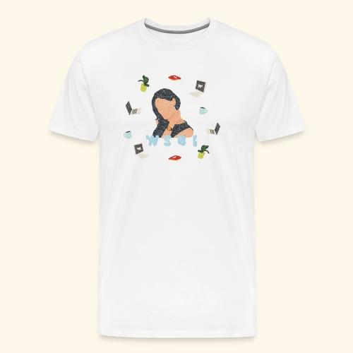 W/S/B/I - Männer Premium T-Shirt