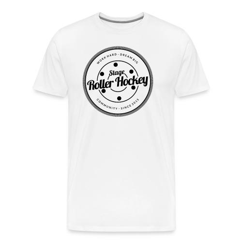STAGE ROLLER HOCKEY - T-shirt Premium Homme
